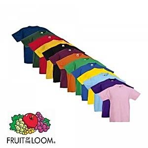 Tričko Fruit of the Loom  M